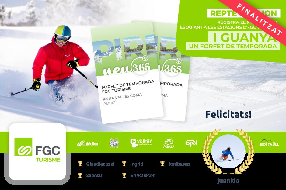 Skithon FGC Turisme